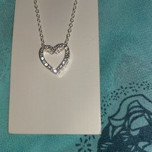 Heart necklace from I am